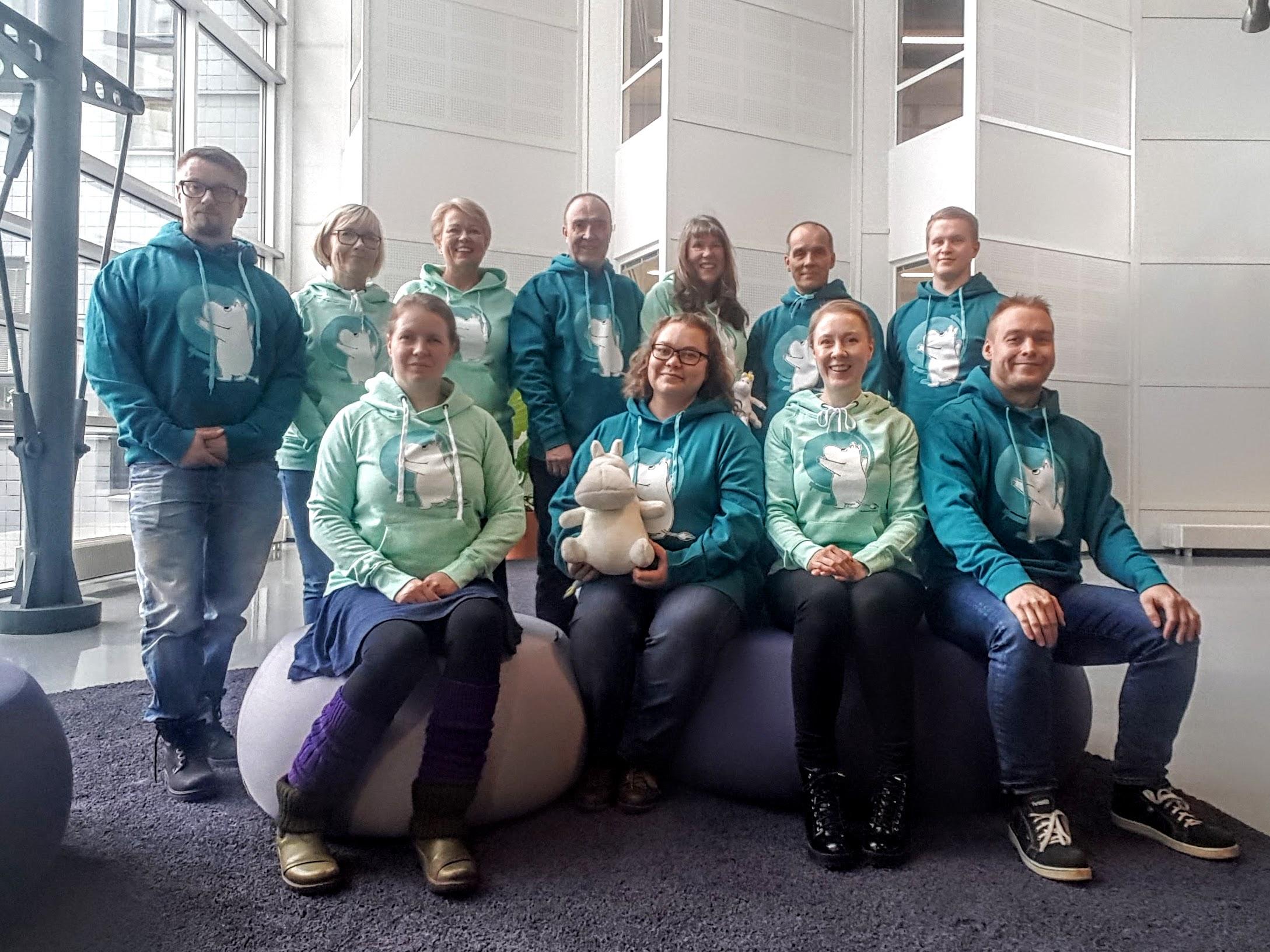 MoominLS staff